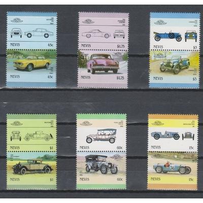 Névis - Automobiles - yt.407/18 neufs ** - Cote €9.50