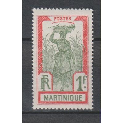 Martinique - Type de 1927 - yt.125 neuf ** - Cote €3.50