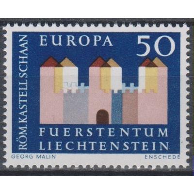 Liechtenstein - Europa 1964 neuf ** - Cote €2