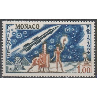 Monaco - Espace - yt.636 neuf ** - cote €1
