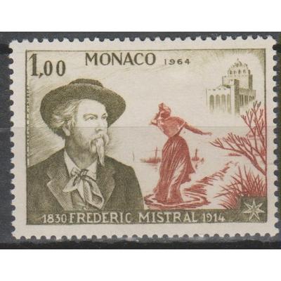 Monaco - Mistral - yt.660 neuf ** - Cote €0.90