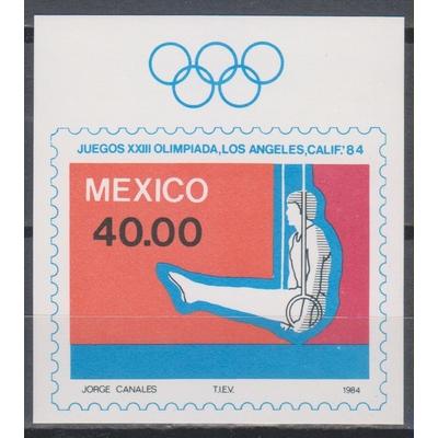 Mexique - Jeux olympiques - yt.BF26 neuf ** - Cote €1.50