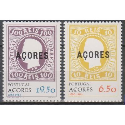 Açores - Timbres - yt.323/24 neufs ** - Cote €1.20
