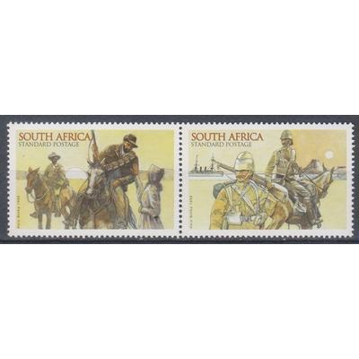 Afrique du Sud - Guerre - yt.1094/95 neufs ** - Cote €1,50