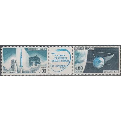 France - Espace - yt.1465a neufs ** - Cote €1.20