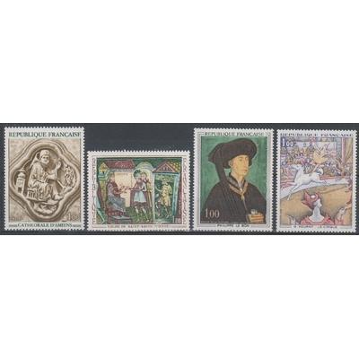 France - Tableaux - yt.1586/88A neufs ** - Cote €3.20