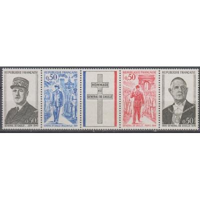 France - De Gaulle - yt.1698A neuf ** - Cote €3.50