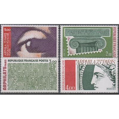 France - Arphila - yt.1830/33 neufs ** - Cote €5