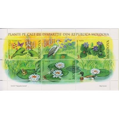 Moldavie - Faune et flore - yt.BF41 neuf ** - Cote €9,50