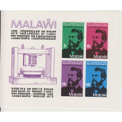 Malawi - Graham Bell - yt.BF43 neuf ** - cote €3,50