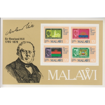Malawi - Rowland Hill - yt.BF56 neuf ** - Cote €3.50