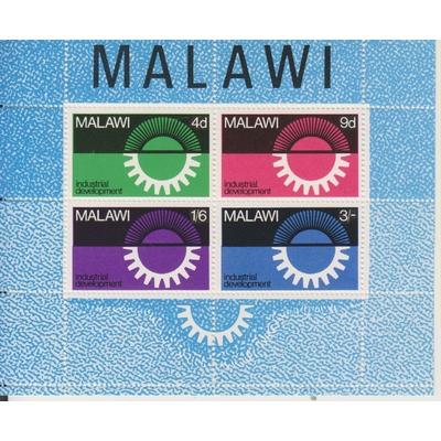 Malawi - Industrie - yt.BF8 neuf ** - Cote €3