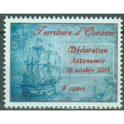 Déclaration d'Autonomie - Territoire Autonome d'Océanie