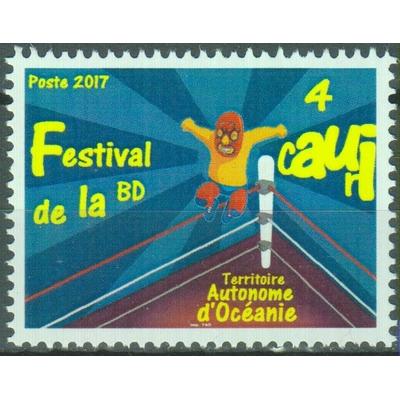Festival de la BD - Territoire Autonome d'Océanie
