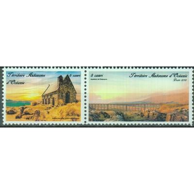 Paysages de TAO - Territoire Autonome d'Océanie