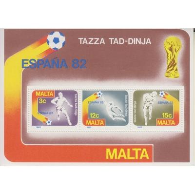 Malte - Football - yt.BF7 neuf ** - Cote €4,50