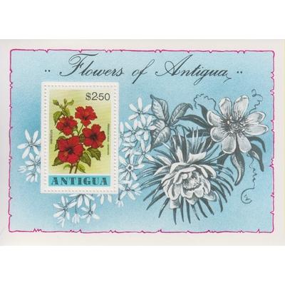Antigua - Fleurs - yt.BF38 neuf ** - Cote €4