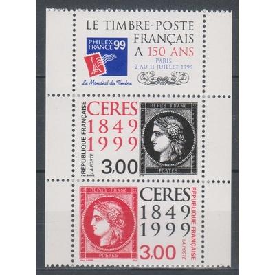 France - Cerès - yt.P3212A neuf ** - Cote €8.50