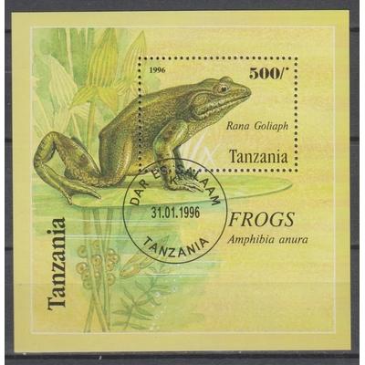 Tanzanie - Grenouilles - yt.BF288 - Cote €2,50