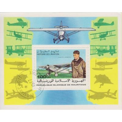 Mauritanie - Aviation - yt.BF18 - Cote €2.25