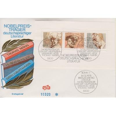 Allemagne - Prix Nobel - FDC de 1978 - Cote €3,25