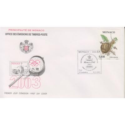 Monaco - Escargot - FDC de 2002