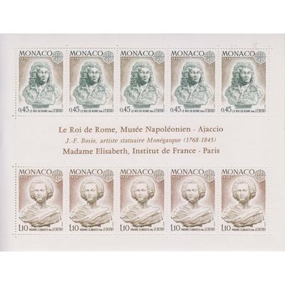 Monaco - yvert BF9 - Europa 1974 - Cote €55