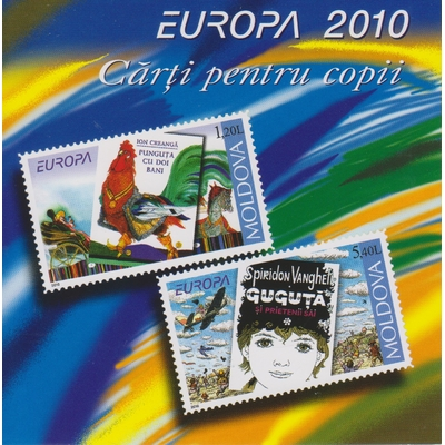 Moldavie - Europa 2010 - Carnet neuf **