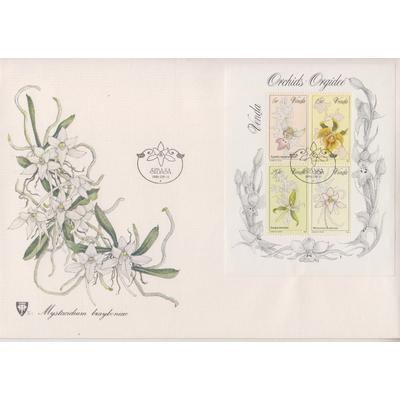 Afrique du sud / Venda - Orchidées - FDC de 1981
