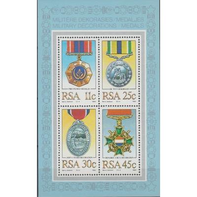 Afrique du Sud - Médailles - yt.BF16 neuf ** - Cote €4.50