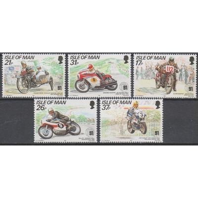 Ile de Man - Motos - yt.502/06 neufs ** - Cote €8
