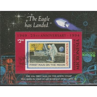 Micronésie - Espace - yt.BF16 neuf ** - Cote €8