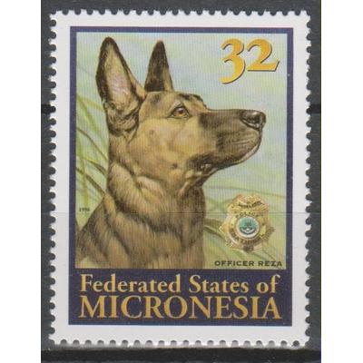 Micronésie - Chien - yt.431 neuf ** - Cote €1