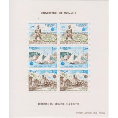 Monaco - Europa de 1979 - yt.BF17 neuf ** - Cote €30