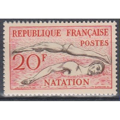 France - Jeux olympiques - yt.960 neuf * - Cote €1.85