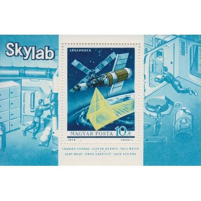 Hongrie - Skylab yvert BF107 - Cote €6,50