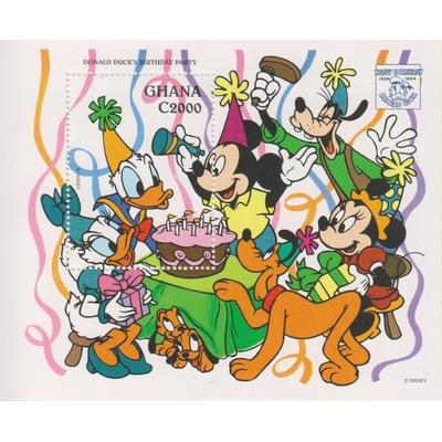 Ghana - Mickey Mouse - yt.BF264 neuf ** - Cote €6.50