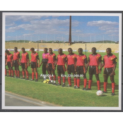 Angola - Football - yt.BF36 neuf ** - cote €6