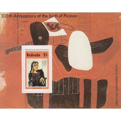 Redonda - Tableaux de Picasso - Neuf **