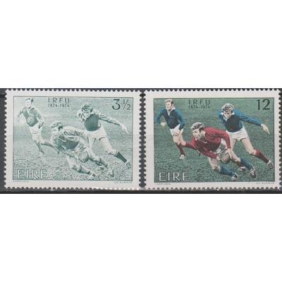 Irlande - Rugby - yt.309/10 neufs ** - Cote €4.50