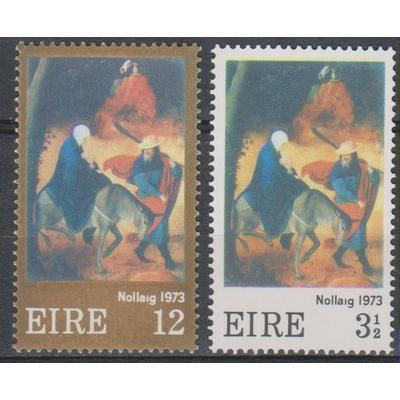 Irlande - Noël - yt.298/99 neufs ** - Cote €2.25