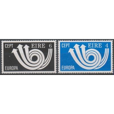 Irlande - Europa - yt.291/92 neufs ** - Cote €4