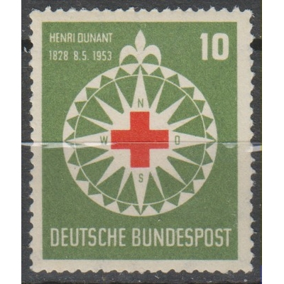 Allemagne - Croix Rouge - yt.50 neuf ** - Cote €25