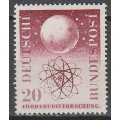Allemagne - Science - yt.88 neuf * - Cote €6