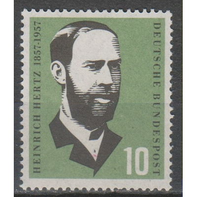 Allemagne - Hertz - yt.131 neuf * - Cote €1