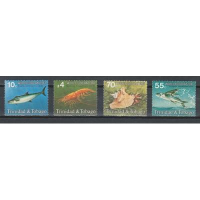 Trinité - Faune marine - Cote €12.50