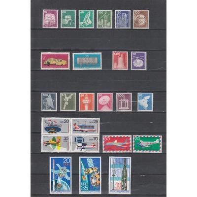 Allemagne - Collection de timbres neufs** (3 photos) - Cote €68