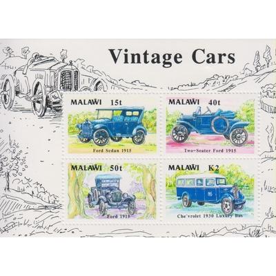 Malawi - Automobiles - yt.BF69 neuf ** - Cote €20