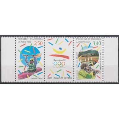 Andorre - Jeux olympiques - yt.419A neufs ** - Cote €4