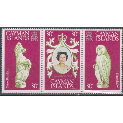 Caimanes - Elizabeth II - yt.412/14 neufs ** - Cote €2.40